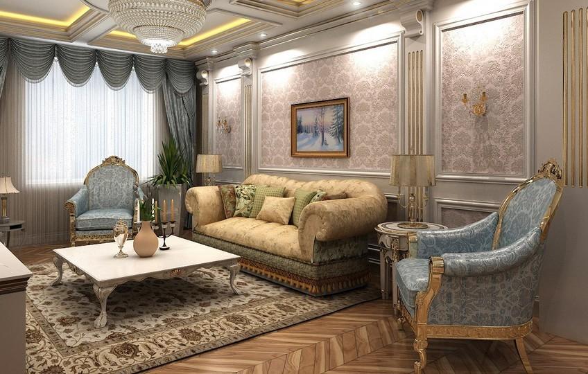 Ремонт квартир в новостройке под ключ с материалами: цена